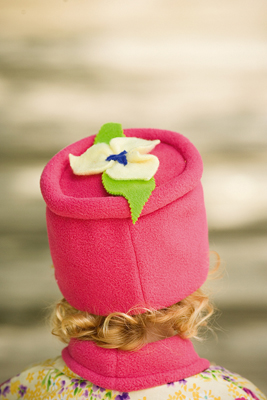 Sew Baby Wonder Jacket And Flower Pot Hat Pattern