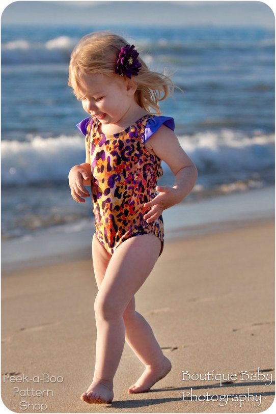 Sew Baby Sun And Fun Swimsuit And Leotard