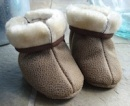 Fur Lined Boots E-Pattern