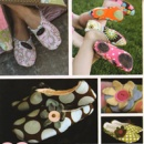 Free Slipper Patterns | Free Vintage Crochet Patterns