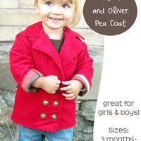 Pea Coats Jackets and Clothing