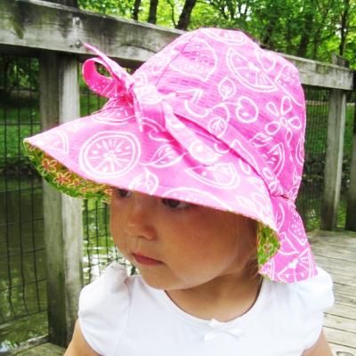 Sew Baby - 4 in 1 Sun Hat  6 Sizes E-Pattern 03f69e2ebb1