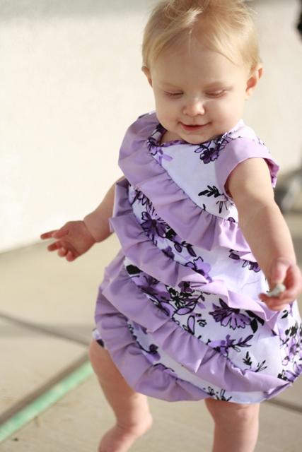 Sew Baby Isabella Dress 3m 8yr E Pattern