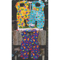 Baby Button Overalls {Pattern and Tute}, Spring Collection