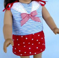 Baby Doll Clothing Patterns - Free Pattern Cross Stitch