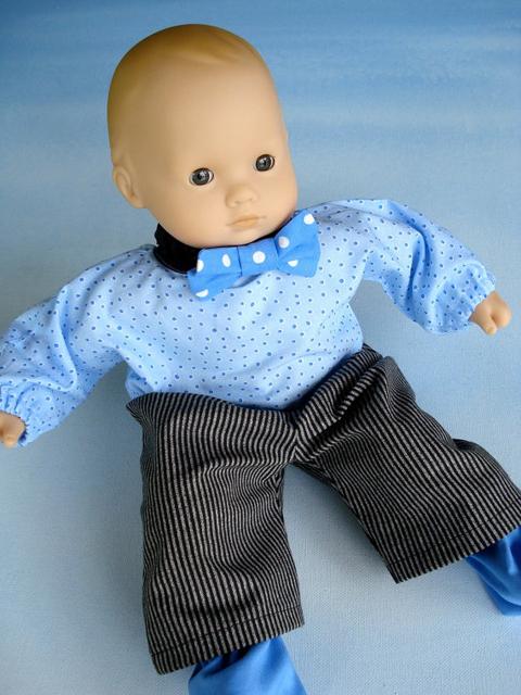 Knitting Patterns For Boy Dolls : BOY DOLL PATTERNS