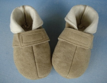 Sew Baby - Precious Boot Slippers E-pattern by Precious Patterns