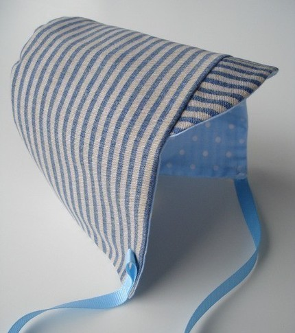 Fabric Baby Bonnet Pattern Sewing Patterns For Baby