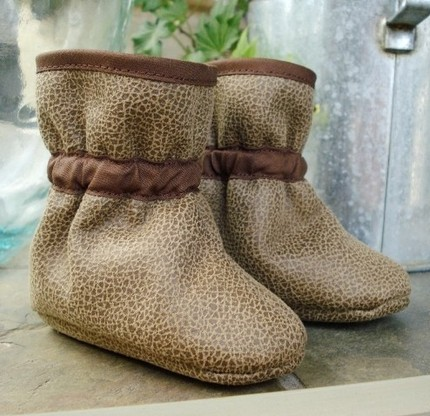 Sew Baby Fur Lined Boots Pdf E Pattern By Precious Patterns