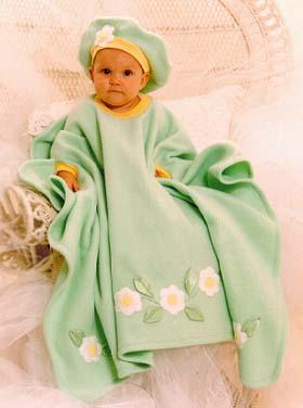 Sew Baby - Wearable Baby Blanket pattern by Sewbaby : wearable quilt - Adamdwight.com