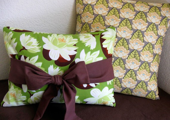 Sew Baby - Easy, No Zipper Throw Pillow Covers E-pattern