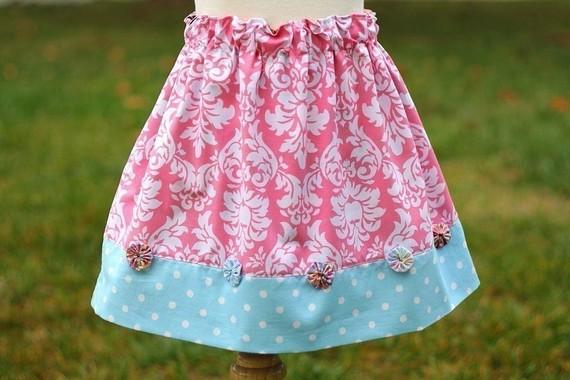 Knitting Pattern For Toddler Skirt : TODDLER SKIRT PATTERNS   Free Patterns